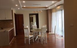 Cho thuê căn hộ cao cấp tại chung cư D2 Giảng Võ, DT: 120m2, 3PN, giá 15 triệu/tháng