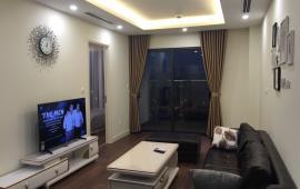 Cho thuê gấp căn hộ chung cư 671 Hoàng Hoa Thám, 89m2, 2 phòng ngủ, đủ đồ 14 triệu/tháng