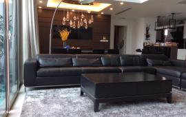 Cho thuê CHCC Duplex Mandarin Garden- Hoàng Minh giám, 266m2, 4 PN, đủ đồ, 41,5 triệu/ tháng