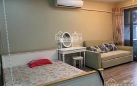 Cho thuê CH Starcity tầng 12, 50m2, 1 phòng ngủ, đủ nội thất đẹp 12 tr/tháng.
