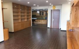 cho thuê căn hộ 125m2 tòa New Skyline Văn Quán, nhà mới 100% vừa hoàn thành tháng 9/2017.