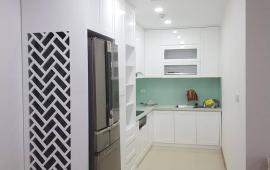 Cho thuê căn hộ cao cấp Goldmark City, 3 phòng ngủ, đủ đồ. 0988989545