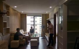 Cho thuê căn hộ chung cư Shapphire Place số 4 Chính Kinh 85m2, full nội thất giá 11tr/tháng. Call:0987.475.938