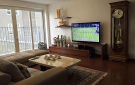 Cho thuê CHCC Hapulico, căn góc,  tầng 18, 138m2, 3 phòng ngủ, đủ đồ 15tr/tháng LH: 0976 988 829