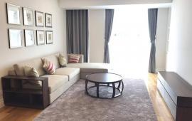 Cho thuê CHCC Hoàng Thành Tower, tầng 18, 120m2, 2 phòng ngủ, nội thất tốt, 30tr/tháng