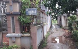 cần tiền bán đất ở khu vực trâu quỳ- gia lâm- hn. dt 76m2. lh: mis lien 01639518963
