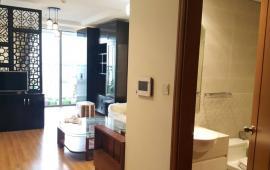 Cho thuê căn hộ 3 phòng ngủ, đủ đồ đẹp, chung cư 27 Huỳnh Thúc Kháng giá rẻ. LH 0917 973 192