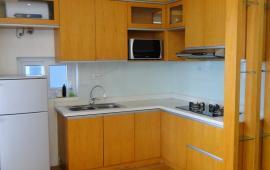 Cho thuê chung cư 17T4, 120m2, 2 phòng ngủ, full đồ hết rồi, giá 11 triệu/tháng