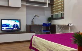 Cho thuê căn hộ Ecolife-Tây Hồ đồ cơ bản dt 88m2 2 ngủ 10tr/tháng.