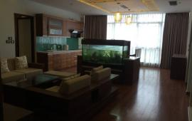 Cho thuê CHCC Trung Yên Plaza, tầng 18, 108m2, 2 phòng ngủ, đủ nội thất 14 tr/tháng. LH 0976988829