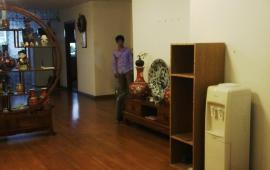 Cho thuê căn hộ chung cư Capital 102 Trường Chinh diện tích 130m2, 3PN, đồ cơ bản, giá 10tr/tháng