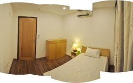 Cho thuê CH cao cấp 2 phòng ngủ, full đồ nhập khẩu, tầng cao, view tòa Indochina Xuân Thủy, 98m2