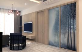 Cho thuê căn hộ chung cư Golden west 2 ngủ đầy đủ nội thất cao cấp, 15tr/thg. Lh Mr Dũng 0968530203.