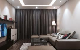 Cho thuê căn hộ tầng cao, view thoáng Trung Yên 1, 126m2, 3 phòng ngủ, giá 10 triệu/tháng