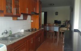 Cho thuê căn hộ chung cư khu Yên Hòa, 3 phòng ngủ, đầy đủ nội thất
