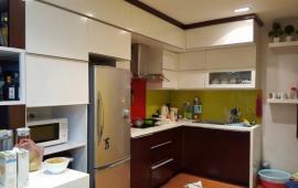 Cho thuê căn hộ chung cư Hòa Bình Green City, full nhà mới, full nội thất, 13tr/tháng