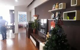 Cho thuê căn hộ chung cư Capital Garden, 102 Trường Chinh, 130m2, 3 PN, full nội thất, 15tr/th