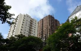 Căn hộ CC tầng đẹp tại 124D Minh Khai, 115m2