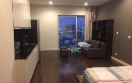 Cho thuê CHCC Lancaster, tầng 19, 46m2, 1 phòng ngủ, nhà đủ nội thất đẹp 14 tr/th, LH 0918441990