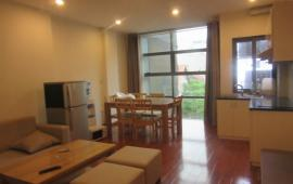 Cho thuê nhà riêng ngõ 175 Lạc Long Quân dt 42m x 2.5 tầng, có 03 PN giá 9tr/tháng, ngõ ô tô