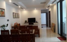 Cho thuê căn hộ chung cư cao cấp Hà Nội CentrerPoint, 85 Lê văn Lương, ngã 4 Hoàng Đạo Thúy. 14tr/tháng, 2 ngủ. Full nội thất.LH: 0963 650 625