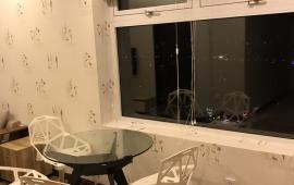 Căn hộ 73m2, 2 phòng ngủ, 2 vệ sinh, đồ cơ bản, giá 7 triệu/tháng, LH Ms Dịu 0977 578 331