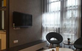 Cho thuê căn hộ tại Ngọc Khánh Plaza –cạnh hồ Ngọc Khánh 2PN Full đồ giá 14triệu/tháng.