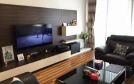 Cho thuê căn hộ tại 36 Hoàng Cầu, Tân Hoàng Minh 130m2, 3PN, đủ đồ view hồ, giá 19 tr/th