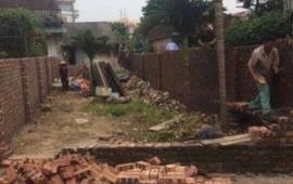 Cần bán gấp 78,5m2 đất thôn Cam - Cổ Bi – Gia Lâm – Hà Nội, 2 mặt tiền, sổ đỏ chính chủ.