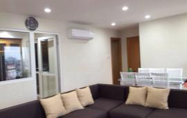 Cho thuê chung cư N04 Trần Duy Hưng, căn hộ 129m2, 3 PN, đủ đồ 17 tr/tháng