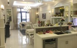Cho thuê CHCC Hoàng Thành Tower, tầng 18, 120 m2, 2 phòng ngủ, nội thất tốt 30 tr/tháng LH 0976988829