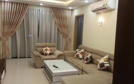 Cho thuê căn hộ cao cấp Eurowindow 27 Trần Duy Hưng, đồ gỗ tự nhiên 17 triệu/tháng