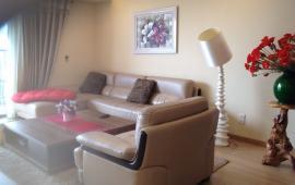 Chính chủ cho thuê căn hộ tại Sông Hồng Part View- 165 Thái Hà, 120m2, 3PN, tầng cao giá 13tr/th