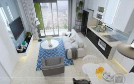 Cho thuê căn hộ Ecolife ở 58 Tố Hữu mới tinh full đồ 76m2, giá 14tr/tháng