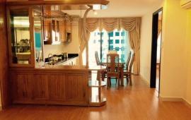 Cho thuê chung cư Golden Land, 2 phòng ngủ, đủ đồ 13 triệu/tháng