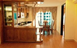 Cho thuê căn hộ 111m2, đủ đồ tại chung cư Golden Land 275 Nguyễn Trãi, giá 14tr/th