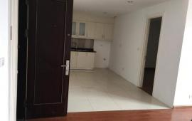 Cho thuê căn hộ Mipec Towers - 229 Tây Sơn, 2 PN, 03 điều hòa, 02 bình nóng lạnh, sàn gỗ, rèm