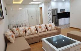 Cho thuê căn hộ EcoGreen City Nguyễn Xiển, diện tích 71m2, 2 ngủ đồ cơ bản, LH em Phong 0901961383