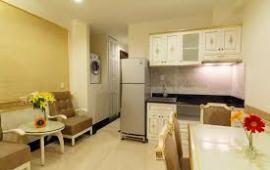 Cho thuê CHCC Thăng Long Number One, tầng 19, 120m2, 3 phòng ngủ, đủ đồ, 19tr/th. Lh: 0911.543.899