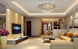Cho thuê căn hộ 3 phòng ngủ đẹp chung cư Hei Tower - Số 1 Ngụy Như Kon Tum đầy đủ nội thất, giá 14 triệu/tháng. Liên hệ 01678.182.667
