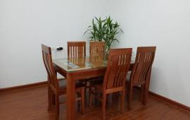 Cho thuê căn hộ 3 phòng ngủ đủ đồ tòa Golden land - Hoàng Huy - 275 Nguyễn Trãi, giá 13 triệu/tháng. Liên hệ: 01678.182.667