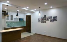 Căn hộ 3 phòng ngủ, diện tích 114m2 ở Goldmark cho thuê với giá 11 tr/th, đồ cơ bản. LH 0963212876