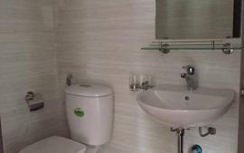 Cho thuê căn hộ chung cư MB Land- Số 219 Trung Kính, DT 70m2, thiết kế 2 đồ cơ bản, giá 8 tr/th