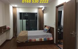 Cho thuê căn hộ 3 phòng ngủ, full nội thất, giá 15tr/tháng, LH 0168 530 2222
