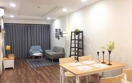 (0974388360) cho thuê căn hộ vị trí đẹp chung cư Tràng An Complex 100m2, 3PN, full đồ xịn, ở luôn