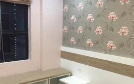 Căn hộ tầng 18 chung cư Vinhomes Gardenia cho thuê, căn đang trống, 2 PN, 9 tr/th
