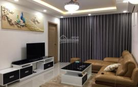 Cho thuê căn hộ N09B1 Dịch Vọng, DT 120m2, 3 phòng ngủ, có đồ, giá 12 tr/th.