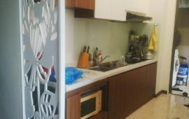 Căn hộ 3 phòng ngủ Five Star Tower - Kim Giang, đầy đủ nội thất đẹp phù hợp với hộ gia đình đông người thuê, giá 12 triệu/tháng. LH: 01678.182.667