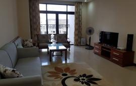 Cho thuê CHCC Royal City diện tích 120m2, 2 phòng ngủ, đủ đồ, giá thuê 15 tr/th, LH 0963212876