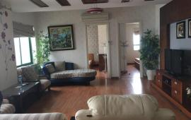 Chính chủ cho thuê căn hộ khu Trung Hòa Nhân Chính, tháp 24T, 120m2, 2 PN. LH 0936496919